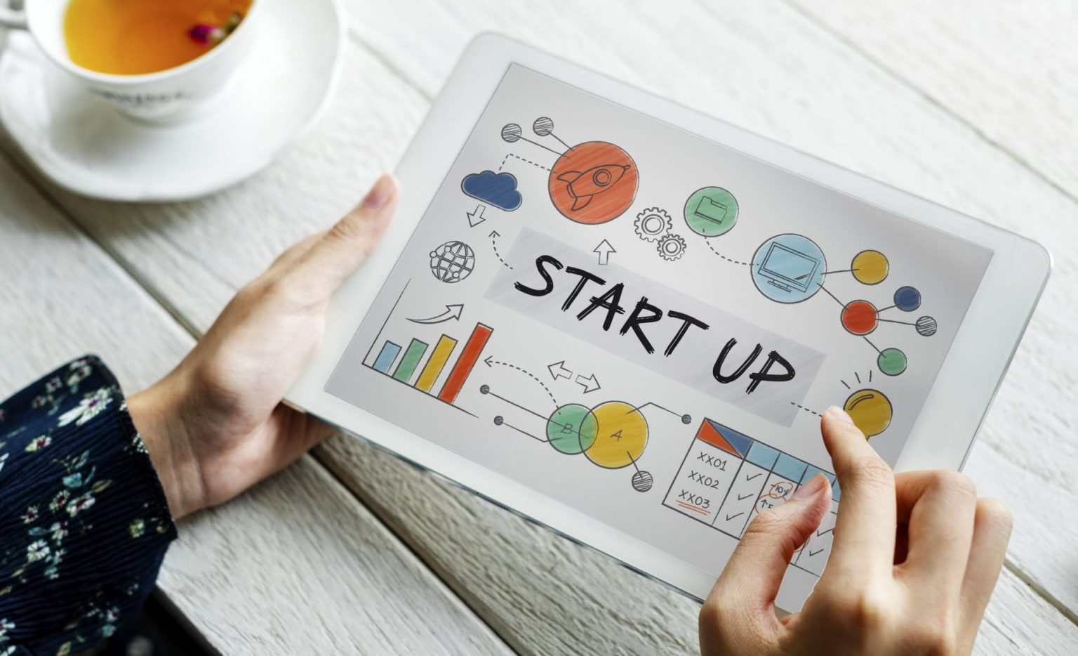 how to start business from home