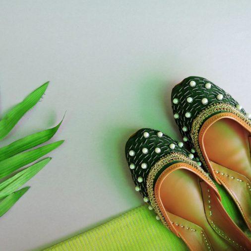 green khussa