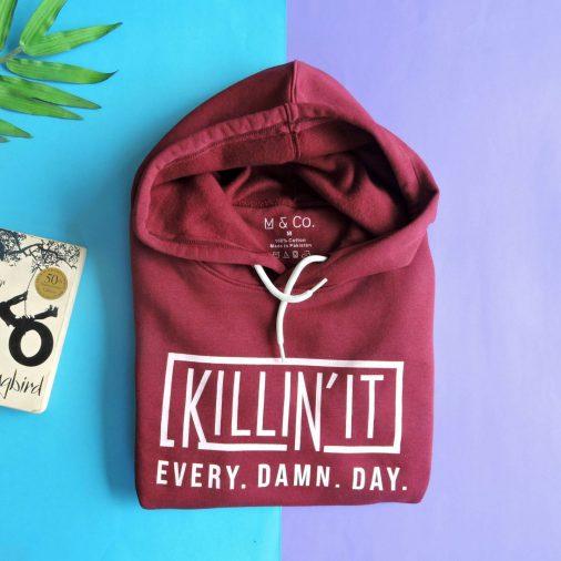trendy hoodie