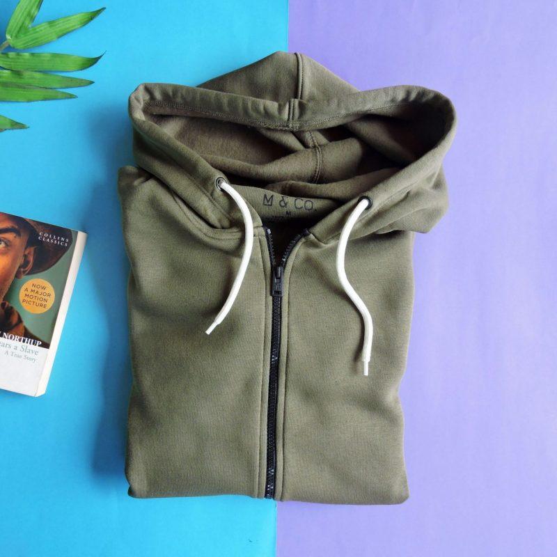 zipper hoodie online